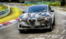 Nürburgring'in En Hızlı SUV'si: Alfa Romeo Stelvio QV
