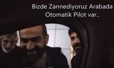 Türkiye'de Sürücüsüz Otomobil Şakası Yapılırsa