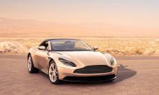 2019 Yeni Aston Martin DB11 Volante Özellikleri ve Fiyatı Açıklandı