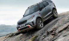 2018 Yeni Land Rover Discovery SVX Teknik Özellikleri Açıklandı
