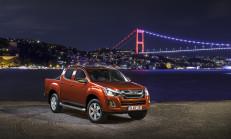 1.9 lt Dizel Yeni Isuzu D-Max Türkiye Fiyatı Açıklandı