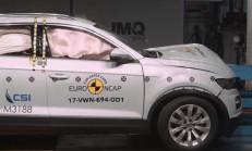 2018 Volkswagen T-Roc, Euro Ncap'ten Tam Puan Aldı