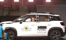 Citroen C3 Aircross, Euro Ncap Sonuçları Açıklandı