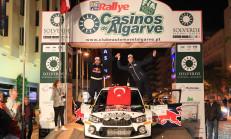 FIA Avrupa Ralli Kupası'nı Sporcumuz Yağız Avcı Kazandı