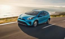Makyajlı 2018 Yeni Toyota Prius c Özellikleri ile Tanıtıldı