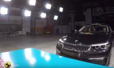 2017 BMW 6 Serisi GT, Güvenlikte Euro Ncap'ten Tam Puan Aldı