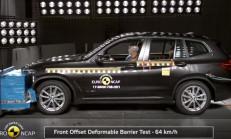 2017 BMW X3, Euro Ncap Çarpışma Test Sonuçları Açıklandı