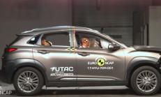 2017 Hyundai KONA, Euro Ncap Çarpışma Test Sonuçları Açıklandı
