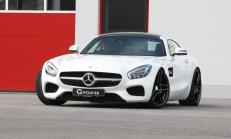 2017 Mercedes-AMG GT S, G-Power ile Güçlendi