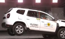 2017 Yeni Dacia Duster, Euro Ncap'te Bildiğiniz Gibi