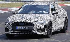2018 Yeni Audi S6 Görüntülendi