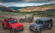 2018 Yeni Kasa Jeep Wrangler (JL-MK4) Teknik Özellikleri ile Tanıtıldı