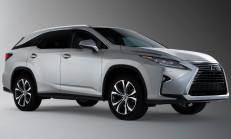2018 Yeni Lexus RX L Özellikleri ile Tanıtıldı