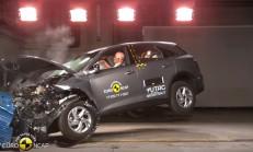 DS 7 Crossback, Euro NCAP Sonuçları Açıklandı