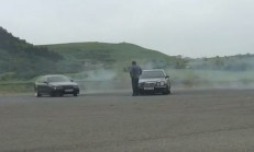 Giorgi Tevzadze, BMW M5 ve Mercedes E55 AMG Testi Yaparsa