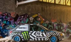Ken Block, Bu Sefer 60 Beygirlik Ford Fiesta ile Karşımıza Çıktı