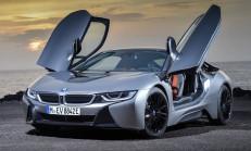 Makyajlı 2019 Yeni BMW İ8 Coupe Teknik Özellikleri ile Tanıtıldı