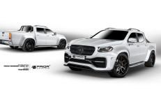 Prior-Design'dan Mercedes X-Serisi Modifiye Çalışması Geldi