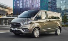 EcoBlue Motorlu, 2018 Ford Transit ve Tourneo Custom Türkiye Fiyatı Açıklandı