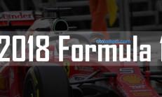 2018 Formula 1 Takvimi Netleşti