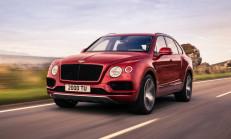 2018 Yeni Bentley Bentayga V8 Teknik Özellikleri Açıklandı