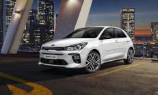 2018 Yeni Kia Rio GT-Line Özellikleri ile Tanıtıldı