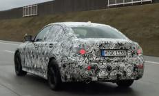 2019 Yeni Kasa BMW 3 Serisi G20 Otoban'da Görüntülendi