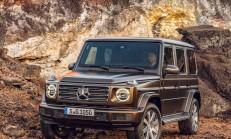 2019 Yeni Kasa Mercedes-Benz G Serisi Fiyatı ve Özellikleri Açıklandı