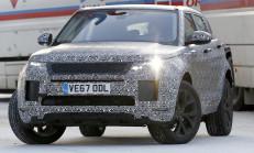 2019 Yeni Kasa Range Rover Evoque Görüntülendi