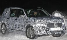 2020 Yeni Mercedes GLB Kameralara Yakalandı