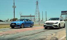 Hangisi Geçer? Audi RS3 Sedan – Mercedes A45 AMG
