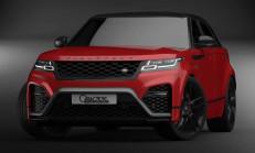 Caractere-Exclusive 2018 Range Rover Velar Modifiye Kiti Yayınlandı