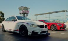 Hangisi Geçer? BMW M4 DTM – Mercedes AMG GT-R