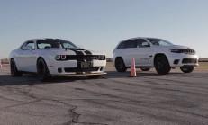 Hangisi Geçer? Hellcat Jeep – Hellcat Challenger