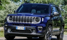 Makyajlı 2019 Yeni Jeep Renegade Görüntülendi