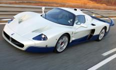İtalyan Sanat Eseri Maserati MC12 ve Teknik Özellikleri