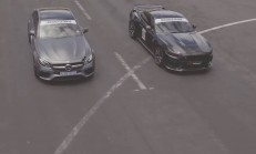 Hangisi Geçer? Mercedes-AMG E63 S – RTR Mustang Savage