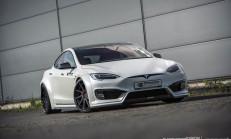 Prior Design, Tesla Model S (pd-s1000) Çalışmasını Yayınladı