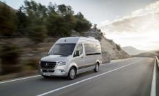 2019 Yeni Kasa Mercedes Sprinter (MK3) Teknik Özellikleri ile Tanıtıldı