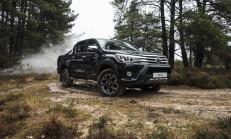 """50. Yıla Özel 2018 Toyota Hilux """"Invincible 50 Chrome Edition"""" Satışa Hazır"""