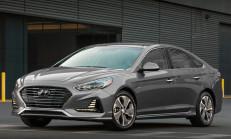 2018 Yeni Hyundai Sonata Hibrit Özellikleri ile Tanıtıldı