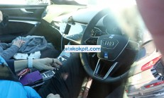2019 Yeni Kasa Audi A6 Kokpiti Görüntülendi
