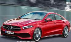 2019 Yeni Kasa Mercedes CLA Serisi (MK2) Görüntülendi