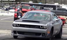 Hangisi Geçer? Dodge Challenger Demon – Hellcat