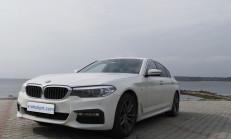 2018 Yeni BMW 520i M Paket (Sport) (G30) 1.6 Turbo Benzinli İncelemesi
