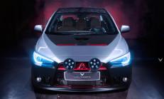 2018 Vilner Mitsubishi AllRoads Ronin Çalışması Tanıtıldı
