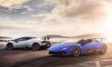 2019 Lamborghini Huracan Performante Spyder Fiyatı ve Özellikleri Açıklandı