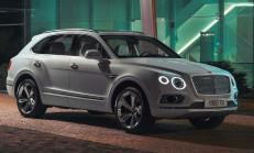 2019 Yeni Bentley Bentayga Hibrit Özellikleri ile Tanıtıldı