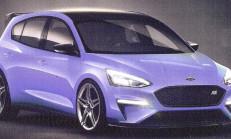 2019 Yeni Kasa Ford Focus RS, 400 Beygir Olabilir
