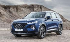 2019 Yeni Kasa Hyundai Santa Fe Teknik Özellikleri ile Tanıtıldı